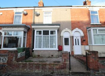 Thumbnail 3 bed terraced house for sale in Gertrude Street, Grimsby