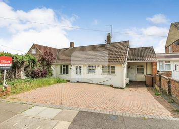 Thumbnail 3 bed semi-detached bungalow to rent in Stoneygate Road, Leagrave, Luton