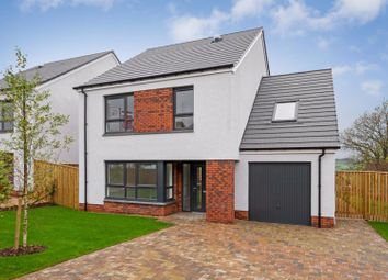 Thumbnail 5 bedroom detached house for sale in Midton Fields., Off Midton Road, Howwood, Renfrew
