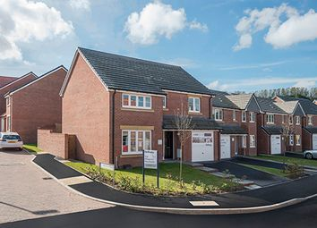 Thumbnail 4 bedroom detached house for sale in The Wingrove, St Lythans Rd, Cardiff