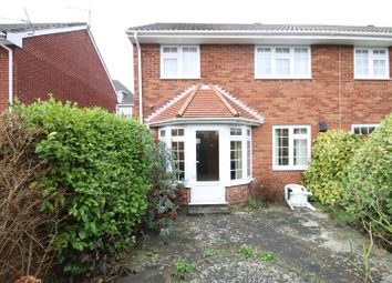 Thumbnail 3 bed semi-detached house to rent in King Charles Street, Old Portsmouth, Portsmouth