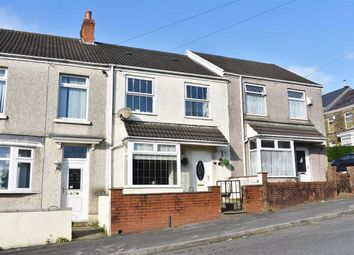 Thumbnail 3 bed terraced house for sale in Gwylym Street, Cwmdu, Swansea