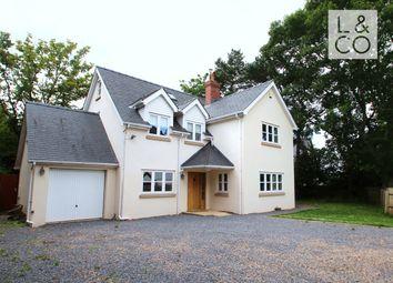 Thumbnail 5 bed detached house for sale in Oak Cottage, Llantrisant