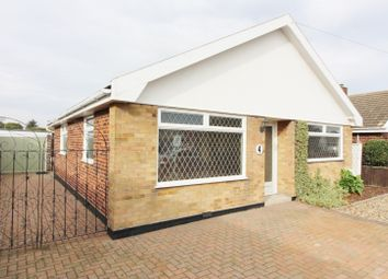 Thumbnail 2 bed detached bungalow for sale in Middle Way, Gunton