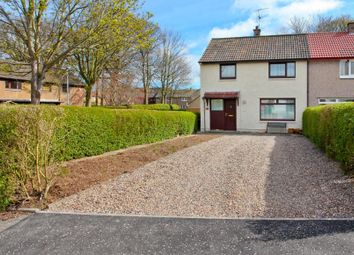Thumbnail 3 bedroom end terrace house for sale in Scott Road, Glenrothes