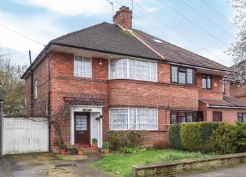 Thumbnail 3 bed semi-detached house to rent in Longcrofte Road, Edgware