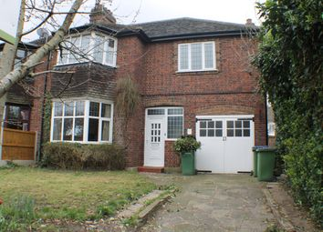 Thumbnail 4 bed semi-detached house to rent in Sidcup Road, London