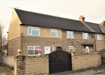 Thumbnail 3 bed semi-detached house for sale in Upper Rushton Road, Bradford