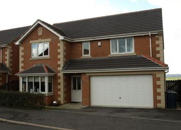 Thumbnail 4 bed detached house to rent in 26 Woodvale Close, Higham, Barnsley