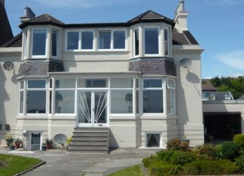 Thumbnail 3 bed flat for sale in Flat 3 111 Alexandra Parad, Dunoon