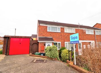 Thumbnail 2 bed terraced house for sale in Fieldcourt Gardens, Quedgeley, Gloucester