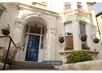 Thumbnail 1 bed flat to rent in Evelyn Terrace, Brighton