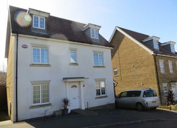 Thumbnail 6 bed detached house for sale in Bluebell Gardens, St Leonards-On-Sea, East Sussex