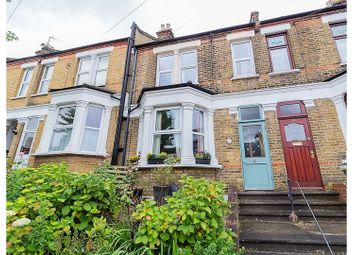 Thumbnail 3 bed terraced house for sale in Dallin Road, Plumstead