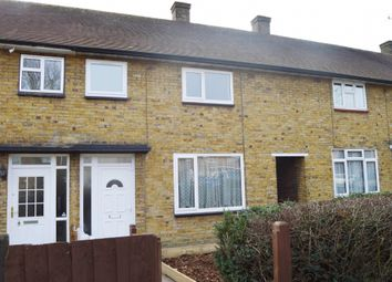 Thumbnail 3 bedroom terraced house to rent in Hilldene Avenue, Romford