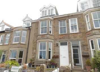 Thumbnail 1 bed flat for sale in Carthew Terrace, St Ives, Cornwall