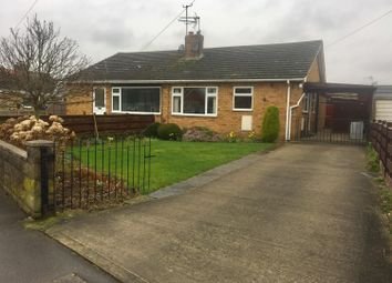 Thumbnail 2 bed bungalow to rent in Meadowfields Close, Easingwold, York