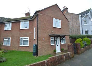 Thumbnail 2 bed semi-detached house for sale in Cumberland Road, Bexhill-On-Sea