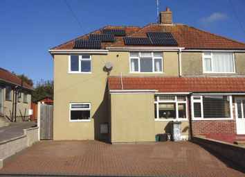 Thumbnail 3 bed semi-detached house for sale in Glenthorne Avenue, Yeovil