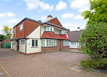 Thumbnail 4 bed semi-detached house for sale in Southwood Road, New Eltham, London