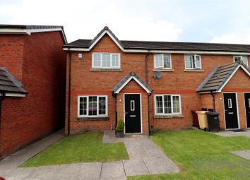 Thumbnail 2 bed town house for sale in Shawcroft View, Bolton