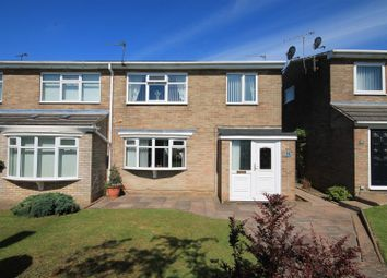 Thumbnail 3 bed semi-detached house for sale in High Croft, Spennymoor