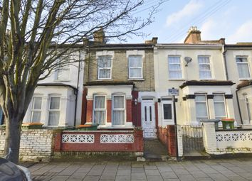 Thumbnail 3 bed terraced house for sale in Bristol Road, Forest Gate, London