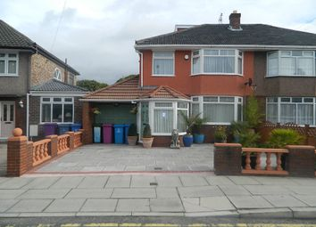 Thumbnail 4 bedroom semi-detached house for sale in Town Row, West Derby, Liverpool