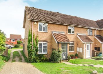 Thumbnail 1 bed end terrace house for sale in Furze Close, Watford