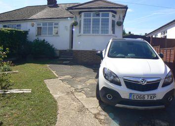 Thumbnail 3 bed semi-detached bungalow for sale in Eton Road, Orpington, Kent