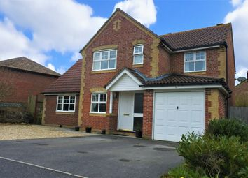 Thumbnail 4 bed detached house for sale in Imber Road, Shaftesbury
