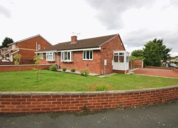 Thumbnail 2 bed semi-detached bungalow for sale in Speedwell Close, Darlington