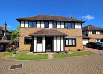 Thumbnail 4 bed detached house for sale in Crester Drive, Werrington, Peterborough