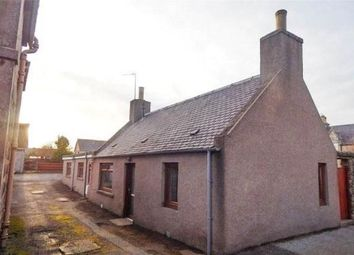 Thumbnail 2 bedroom bungalow for sale in Torry Street, Huntly