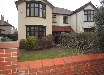 Thumbnail 3 bed semi-detached house to rent in Mersey Road, Crosby