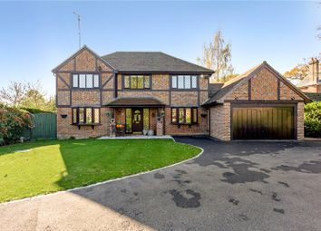 Thumbnail 5 bed detached house for sale in Tannery Close, Slinfold, Horsham, West Sussex
