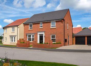 "Thumbnail 4 bedroom detached house for sale in ""Bradgate"" at Ellerbeck Avenue, Nunthorpe, Middlesbrough"