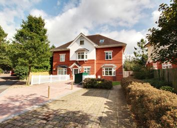 Thumbnail 3 bed terraced house for sale in Sandbourne Road, Alum Chine, Poole