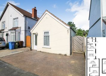 Thumbnail 1 bed bungalow for sale in York Road, Farnborough, Hampshire