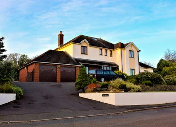 Thumbnail 4 bed detached house for sale in Douglas James Close, Haverfordwest