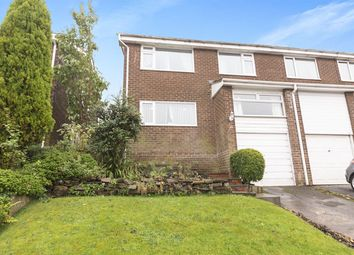 Thumbnail 4 bedroom semi-detached house for sale in Simons Close, Glossop