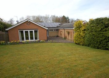 Thumbnail 4 bed detached bungalow for sale in Collingwood Crescent, Ponteland, Newcastle Upon Tyne