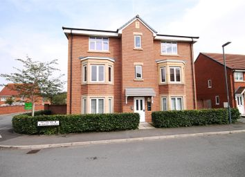 Thumbnail 2 bed flat for sale in Hutton Way, Framwellgate Moor, Durham