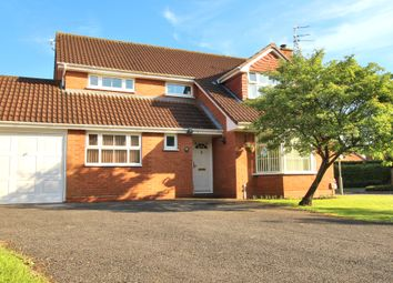 Thumbnail 5 bed detached house for sale in Elizabeth Close, Aylesbury