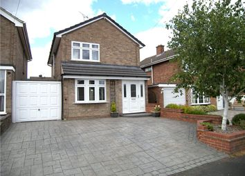 Thumbnail 3 bed detached house to rent in Kedleston Close, Allestree, Derby