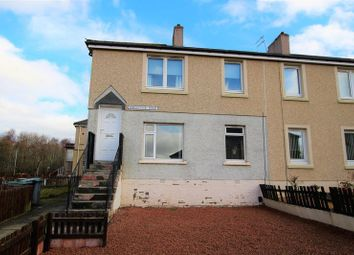 Thumbnail 2 bedroom flat for sale in Forgewood Road, Motherwell