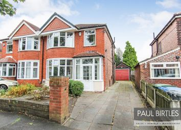 Thumbnail 3 bed semi-detached house for sale in Tiverton Road, Davyhulme