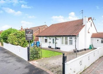 Thumbnail 3 bed bungalow for sale in Moorfield Road, Widnes, Cheshire