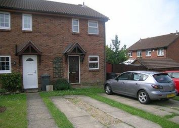 Thumbnail 2 bed property to rent in Sanderling Close, Letchworth Garden City