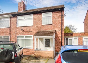 Thumbnail 3 bedroom semi-detached house for sale in Gladstonbury Place, Newcastle Upon Tyne